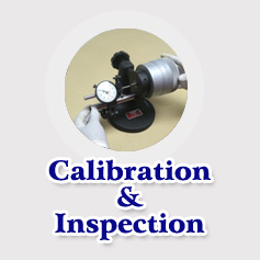 CALIBRATION & INSPECTION